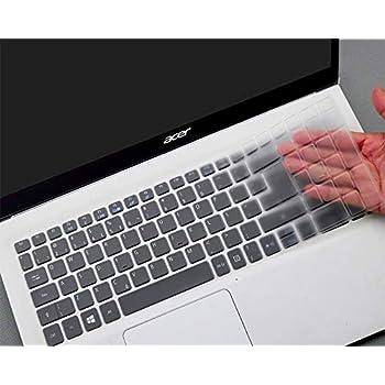 Amazon.com: Funda de teclado para Acer Aspire E15 E5-576 E5 ...