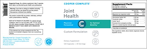 Cooper Complete - Joint Health - Three Bottles (90 Day Supply) by Cooper Complete (Image #2)