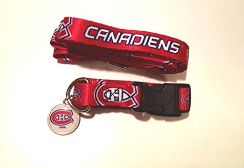 Hunter Montreal Canadiens Pet Combo (Includes Collar, Lead, ID Tag), X-Small