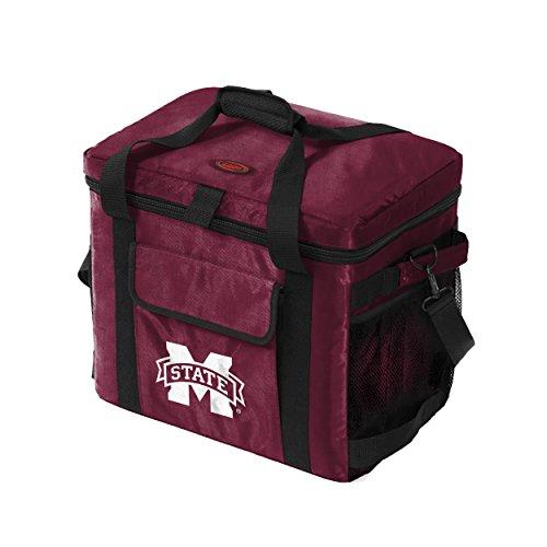 (Logo Brands NCAA Mississippi State Bulldogs Adult Glacier Cooler, Red)