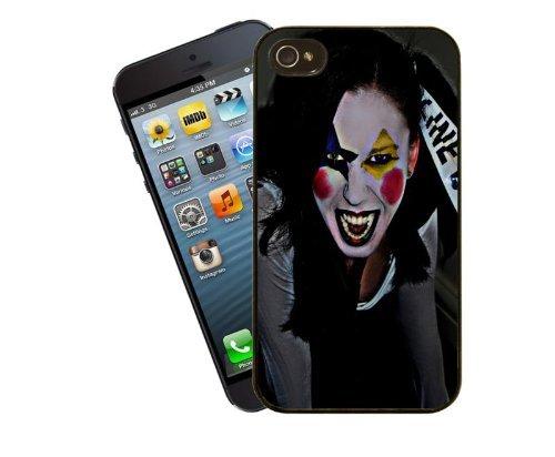 Eclipse idées cadeau écolière Horreur Clown–Housse pour Iphone 5/5s cas