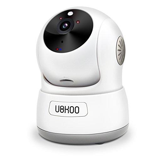 Wireless Security Camera, UOKOO 720P HD Home WiFi Wireless S