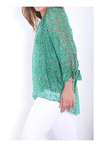 Casual Transición art Verde Ig024 Para Primavera Verano Sensibilidad Abbino Blusen Dulce Caliente Dinámica Variados Elegante Colores Joven 97578 Mujer Cómodo Colección Moda f0gRqRwOy