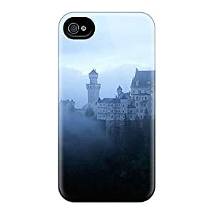 High Quality Castle In Bavaria Case For Iphone 4/4s / Perfect Case