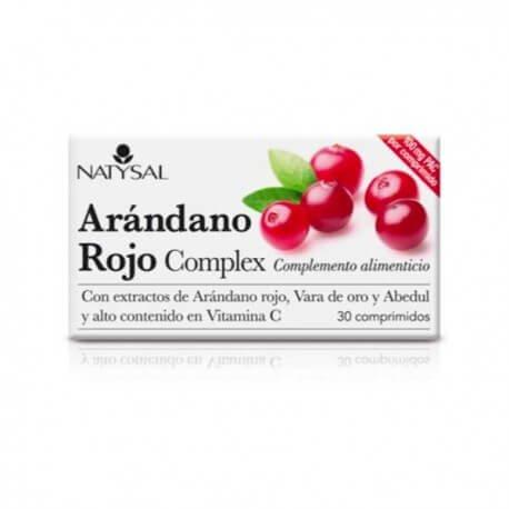 ARANDANO ROJO COMPLEX 30 COMP