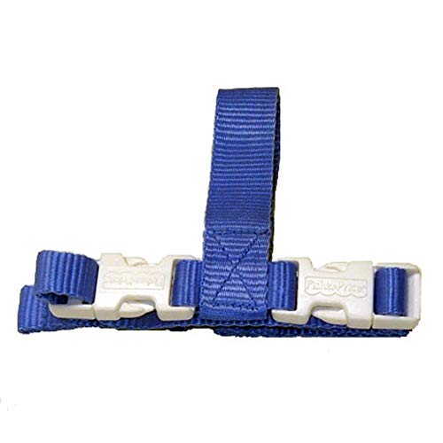 Replacement Strap for Fisher-Price Healthy Care Booster Seat B7275 – Includes 1 Blue Replacement Waist and Crotch Strap