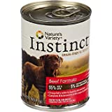 Nature's Variety Instinct Grain-Free Beef Canned D...