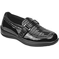 Orthofeet Chelsea Proven Pain Relief Orthopedic Diabetic Womens Slip On Shoes