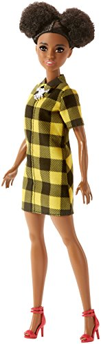 Barbie Cheerful Check Fashion Doll