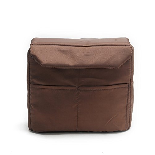 Mestart Shockproof Interior Case Padded Pouch Insert Sleeve Bag for DSLR Camera and Lens Small Laptop Insert Sleeve Bag