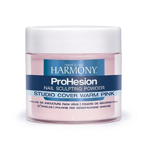 Gelish Studio Cover Warm Pink Prohesion Sculpting Powder, 3.7 Fluid Ounce