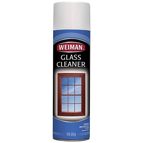Weiman Glass Cleaner Aerosol 19