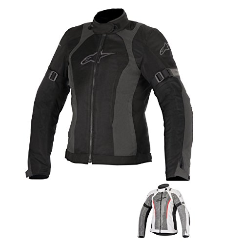 Alpinestars Amok Air Women's Street Motorcycle Jackets - Gray/Gray / 2X-Large