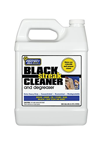 Protect All 1 Gallon Thetford Corp 54128 Black Streak Cleaner Protectall Gallon