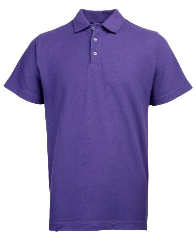 RTY Workwear Arbeitskleidung Heavyweight polo Lila 5XL