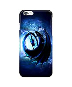awesome toothless How to Train Your Dragon- Funda Carcasa para Apple iPhone 6 plus