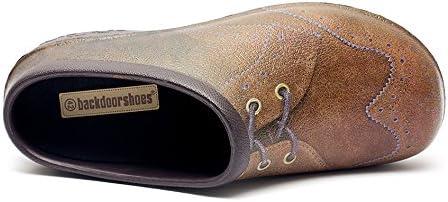 Mens Comfortable Slip On Garden Clogs Shoes