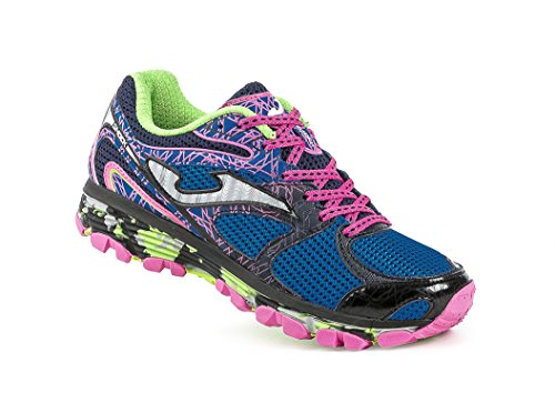 JOMA TK.SHOCK LADY 604 ROYAL-FUCHSIA 38
