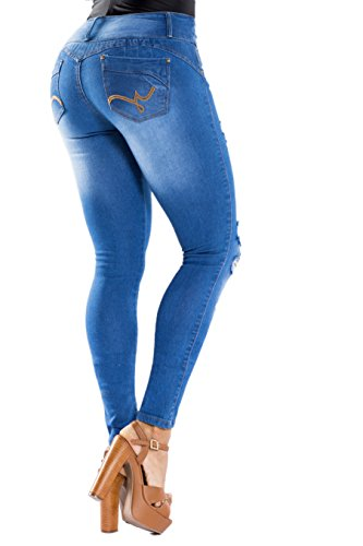aef713b189e Jual Curvify High Waisted Butt Lifting Stretch Jeans