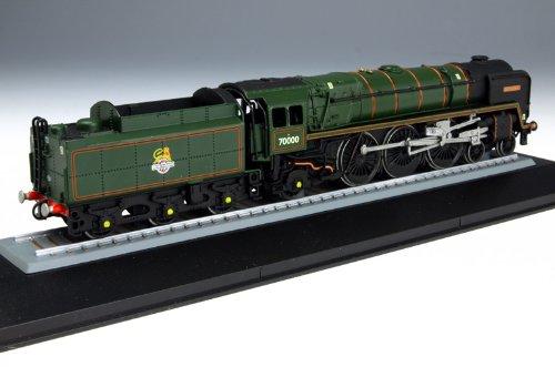 CORGI 1/120 BR 4-6-2 Britannia Class Britannia 70000 (japan import)