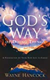 img - for God's Way of Doing Things book / textbook / text book