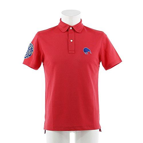 ポロシャツ メンズ エディットオブキウィ edit of KIWI 2018 春夏 ゴルフウェア LL(XL) ピンク(C035) 81ek5sp06100m