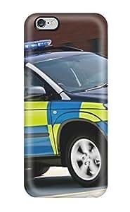 High Grade Jeremy Myron Cervantes Flexible Tpu Case For Iphone 6 Plus - Lexus Police Car