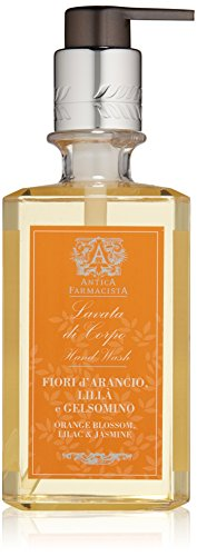 Antica Farmacista Hand Wash, Orange Blossom, Lilac & Jasmine, 10 fl. oz.