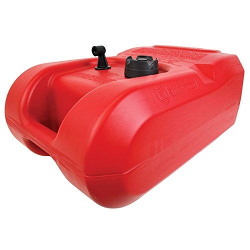 Attwood Corporation ASM Gauge 6-Gallon Gas Tank -  3005.0528