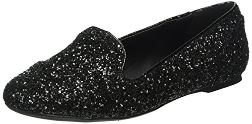 Another Pair of Shoes BelleE1, sandalias de ante para mujer Negro (black01)