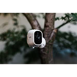 Arlo Pro 2 Home Security Camera System (6 Pack) with Siren, Wireless, Rechargeable, 1080p HD, Audio, Indoor or Outdoor, Night Vision, Works with Amazon Alexa (VMS4630P)