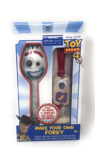 Toy Story Disney Pixar 4 Make Your Own Forky