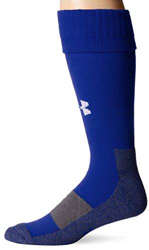Under Armour Men's Baseball Over-the-Calf Socks (1 Pair), Royal, X-Large Under Armour Baseball Socks