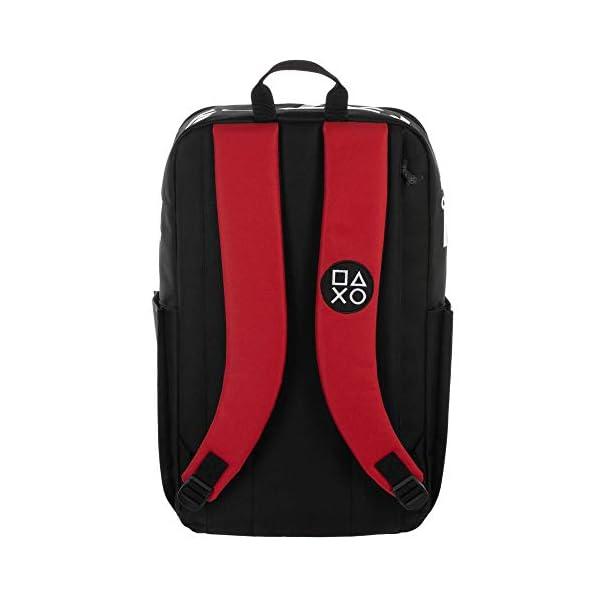 PlayStation Color Block Backpack 4