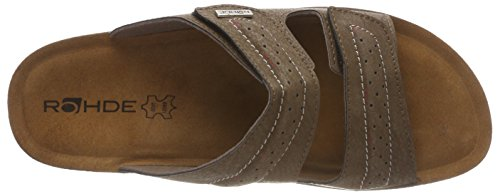 72 Rohde Homme Mules Marron mocca Garda rX4xSwX