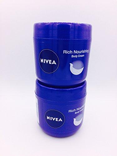 (Nivea Rich Nourishing Body Cream Dry Skin Almond Oil 400 ml)