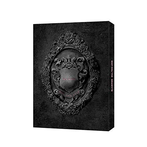 YG Entertainment Idol Goods Fan Products Select Blackpink 2ND Mini Album [Kill This Love] (Black Ver.)