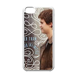 Fashionable Creative The Fault In Our Stars for iPhone 5C QETD00191