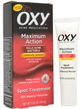 (Unisex Oxy Spot Treatment Maximum Vanishing Treatment 1 pcs sku#)