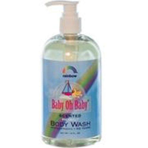 Радуга исследований - Baby Oh Baby Herbal Body Wash Ароматические - 16 унций.