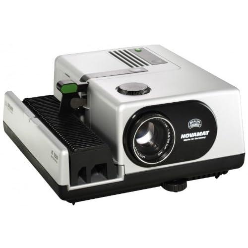 Braun Novamat 130 AF Slide Projector with 85mm f/2.8 MC Lens