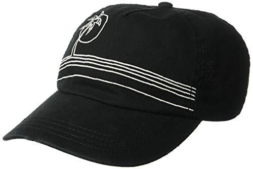 Billabong Women's Surf Club Baseball Cap Black/Vanilla One Size