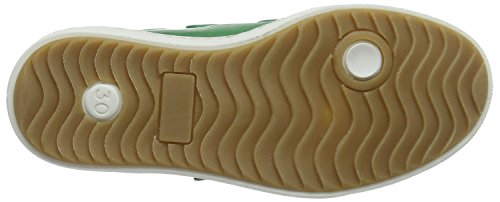 Velcro Shoes Kinder Bisgaard Unisex Low 30 Top Green Grün qCt4E4fwnW