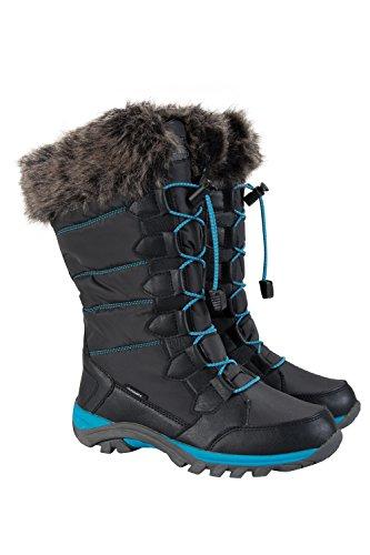 De Oscuro Mountain Snow Botas Angel Para Gris Nieve Mujeres Warehouse xCxUEqwzR