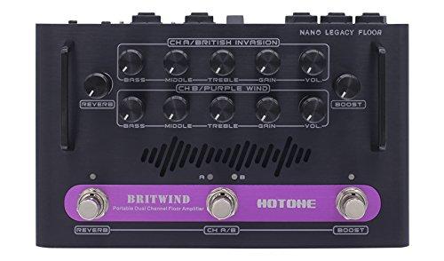 Hotone BritWind 75-Watt 2 Channel Floor Amp