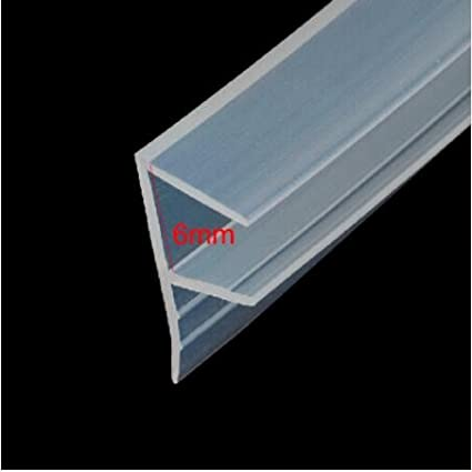 10 Ft Feet Glass Shower Door Seal Strip Frameless Weatherproof