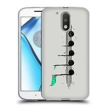 Official Tobe Fonseca Biosphere Orchestra Music 2 Soft Gel Case for Motorola Moto X4