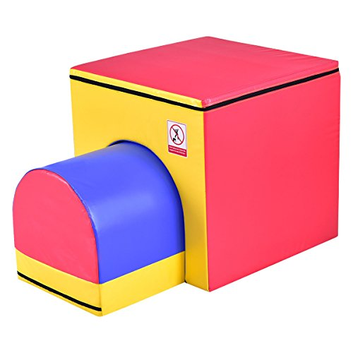 Multi Function Gymnastic Vaulting Box Jumping Mailbox by FDInspiration