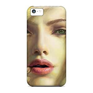 LJF phone case Mialisabblake Case Cover For iphone 5/5s - Retailer Packaging 3 Protective Case