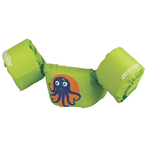 Stearns Puddle Jumper Child Life Jacket, Green - Discount Clothing Warehouse